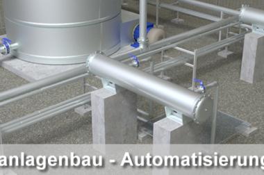 Industrieanlagenbau ist Automatisierung auf höchstem Niveau.