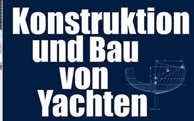 Weiterbildung im Yachtbau und der Konstruktion